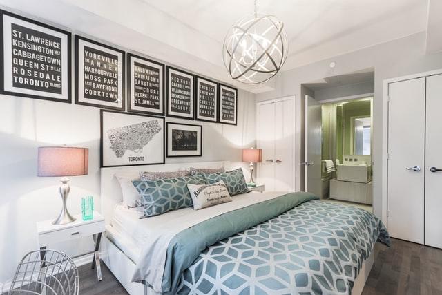 sypialnia, łóżko, łóżko do sypialni, jak urządzić sypialnię, meble do sypialni, dekoracje do sypialni